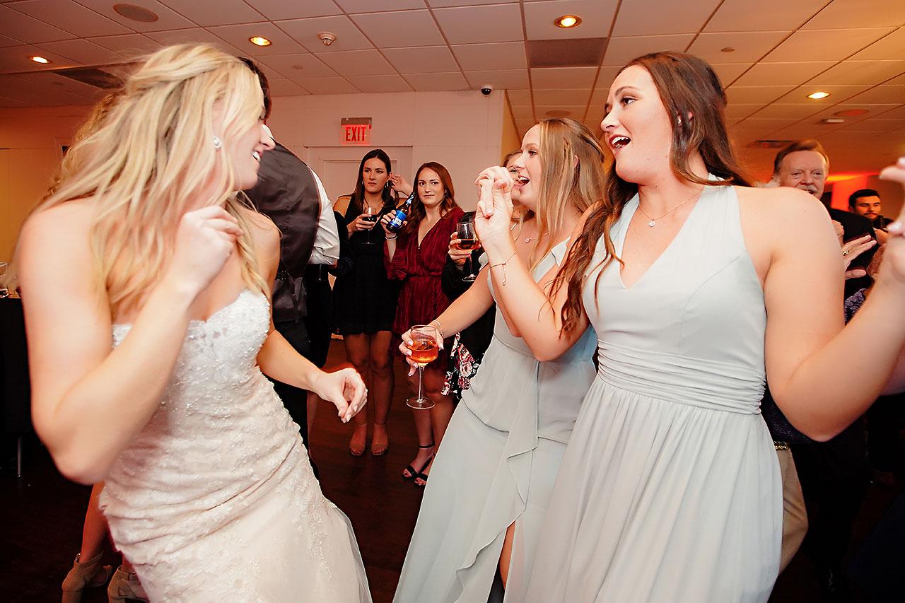 Courtney Areyan Sacred Heart and DAmore Indianapolis Wedding 331
