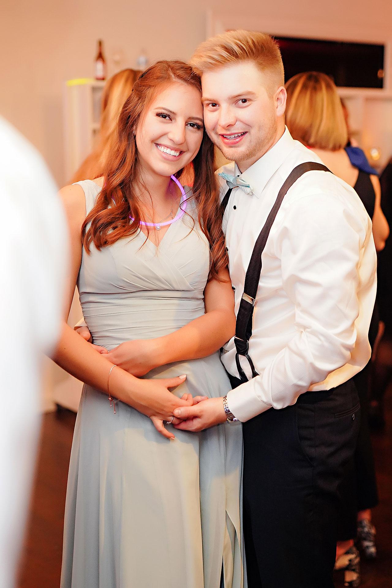 Courtney Areyan Sacred Heart and DAmore Indianapolis Wedding 325
