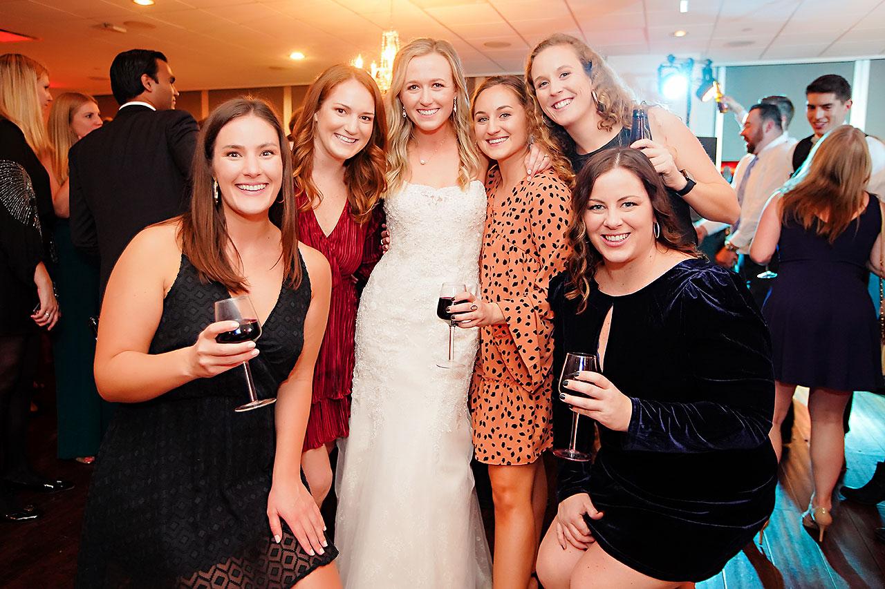 Courtney Areyan Sacred Heart and DAmore Indianapolis Wedding 326