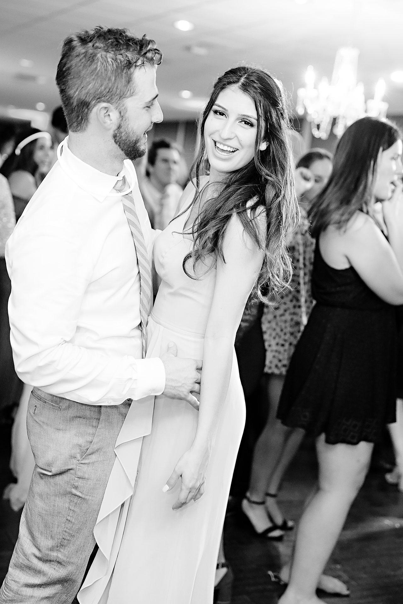 Courtney Areyan Sacred Heart and DAmore Indianapolis Wedding 320