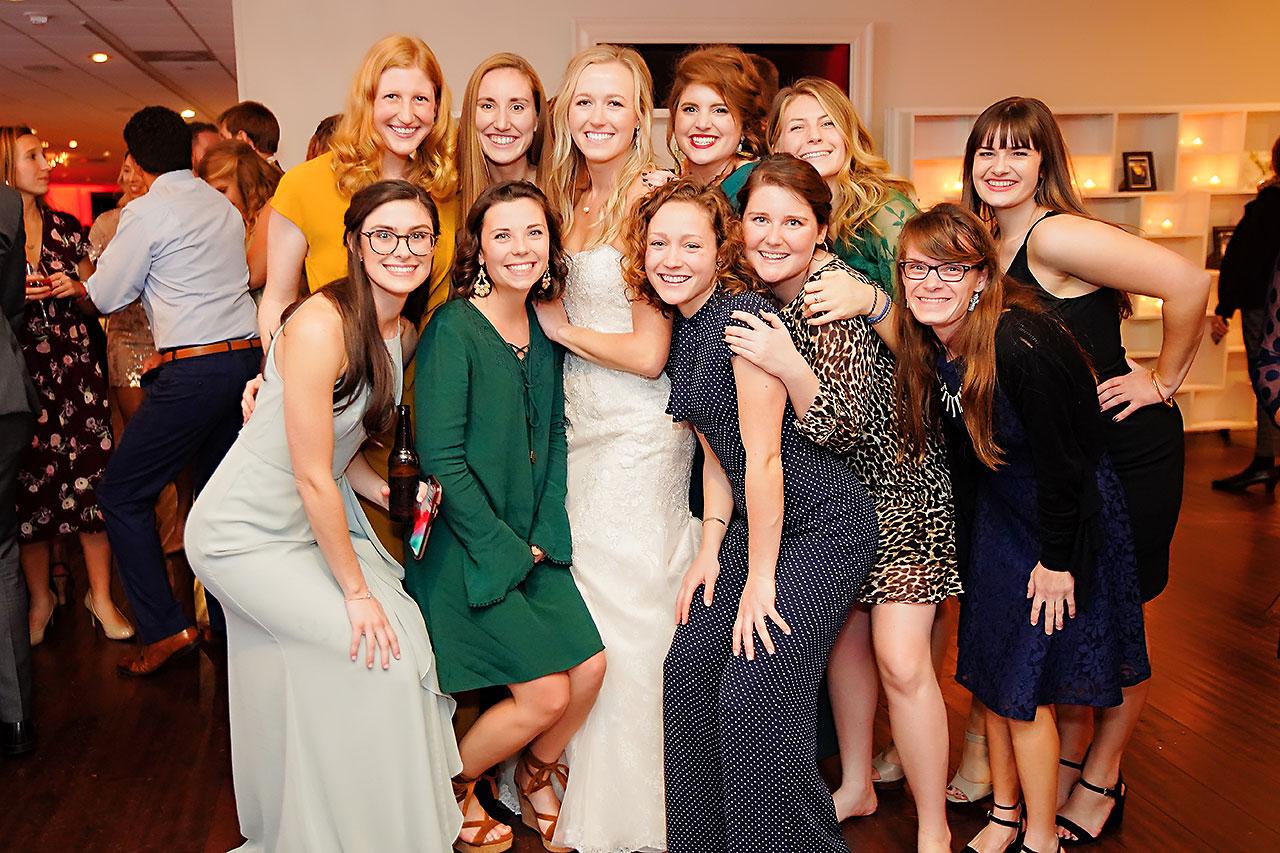 Courtney Areyan Sacred Heart and DAmore Indianapolis Wedding 319