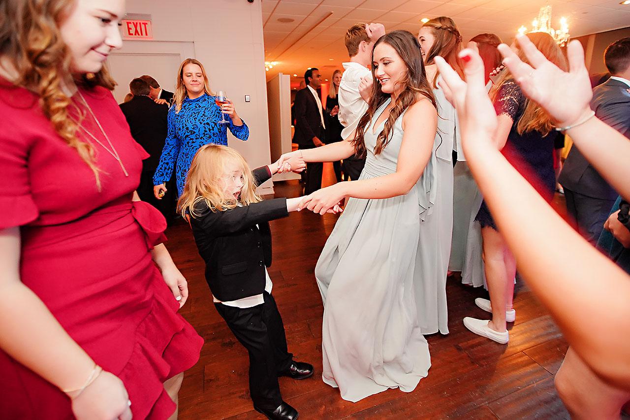 Courtney Areyan Sacred Heart and DAmore Indianapolis Wedding 315