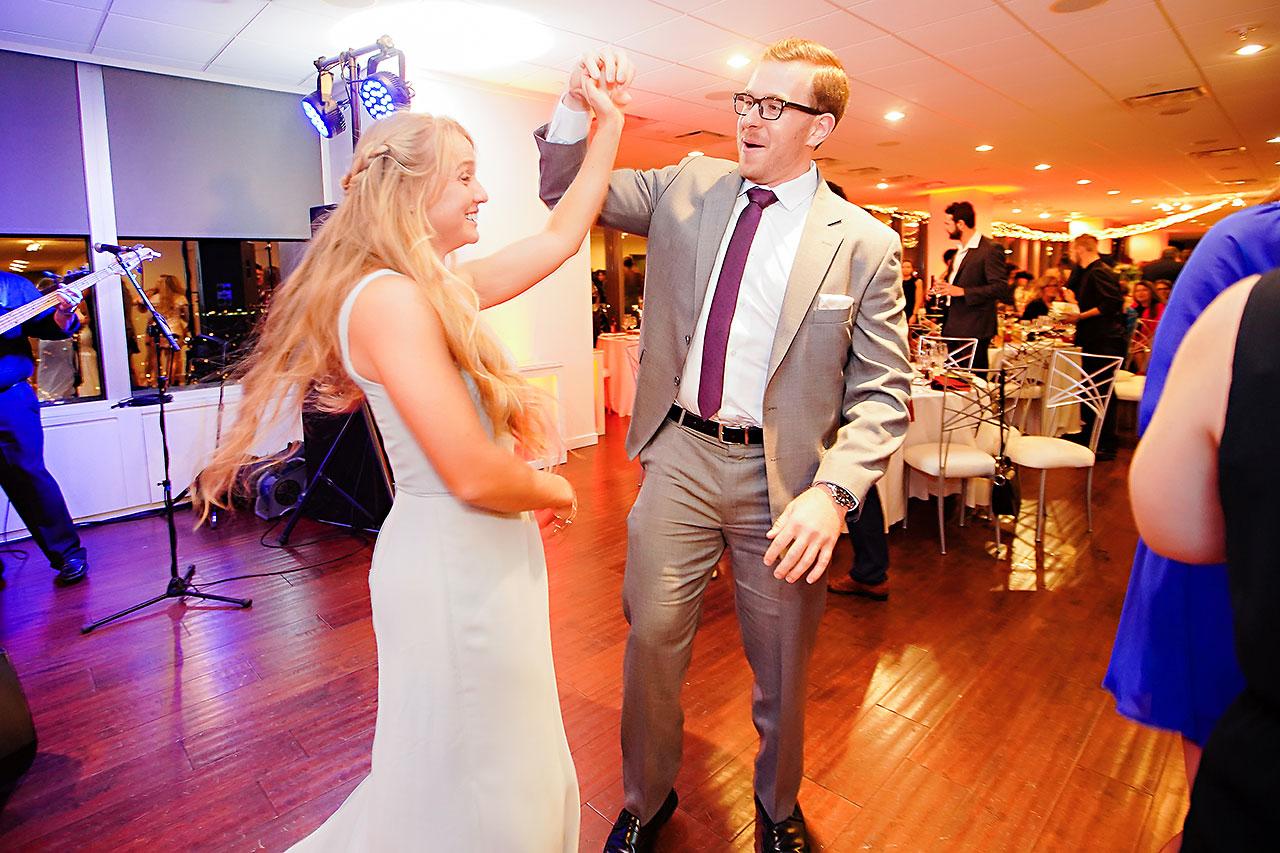 Courtney Areyan Sacred Heart and DAmore Indianapolis Wedding 313