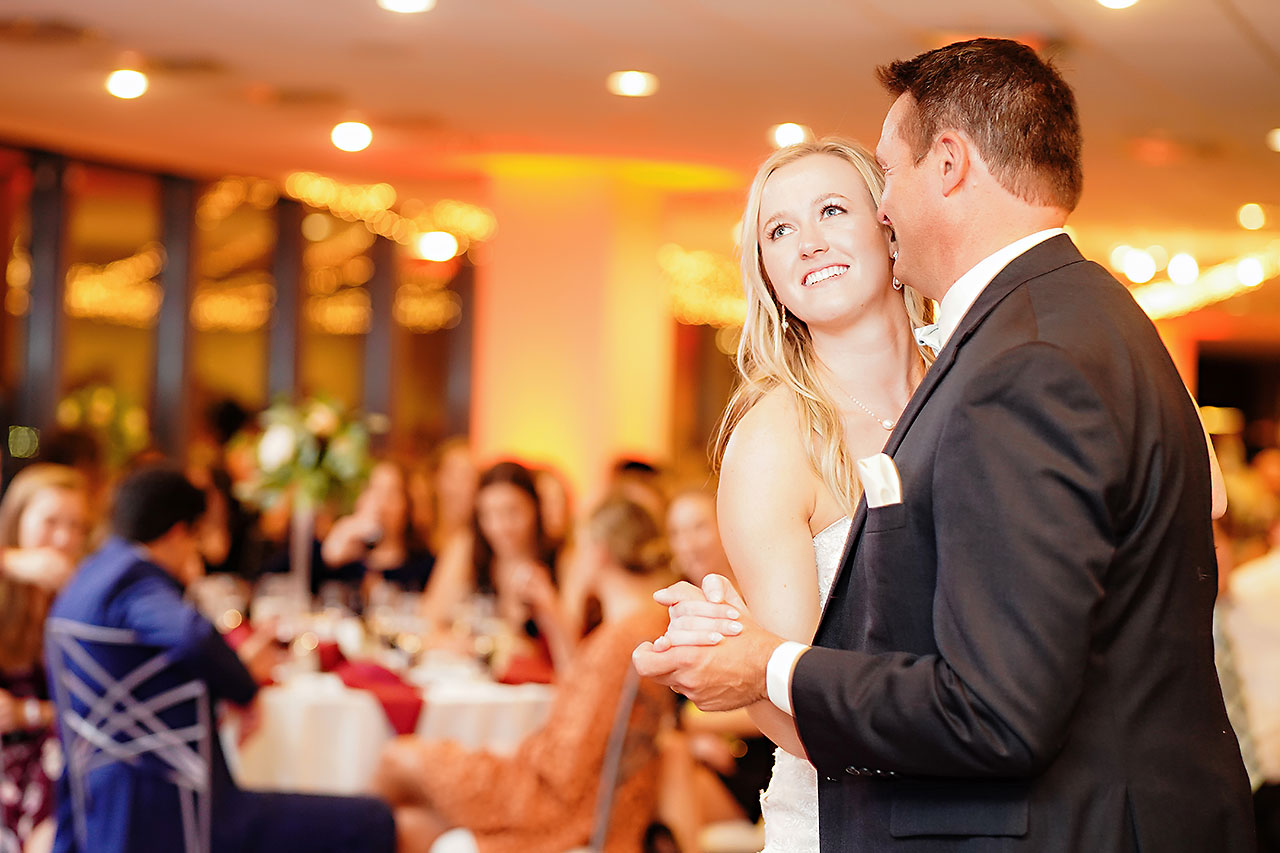 Courtney Areyan Sacred Heart and DAmore Indianapolis Wedding 299