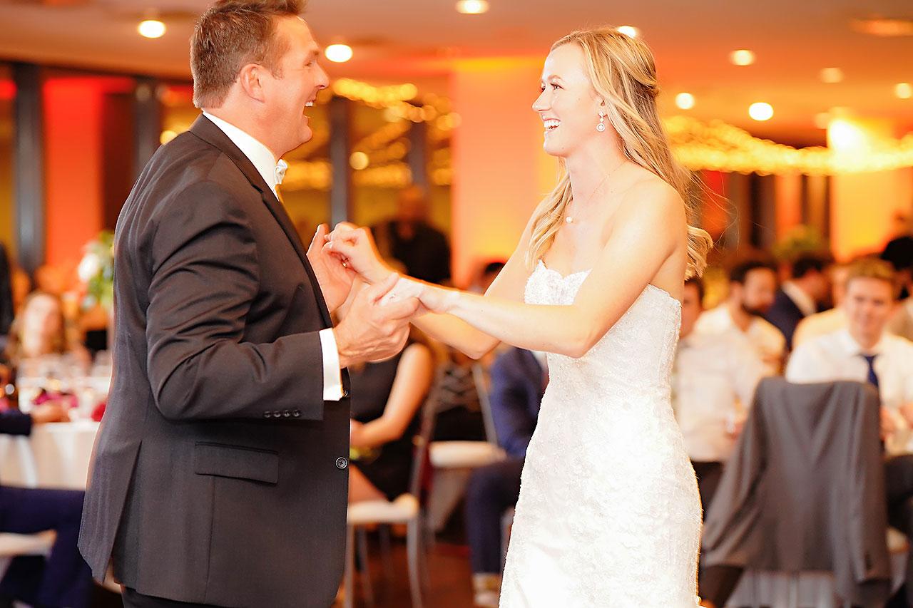 Courtney Areyan Sacred Heart and DAmore Indianapolis Wedding 301