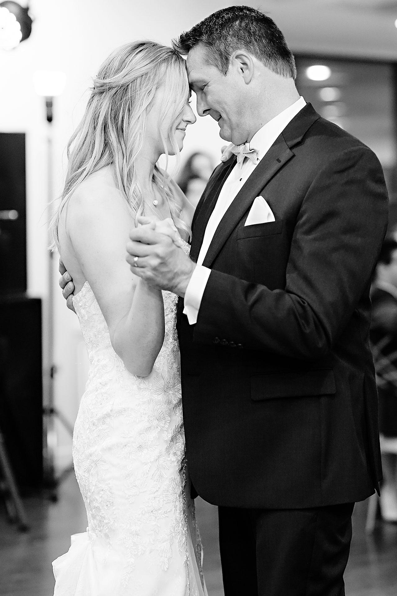 Courtney Areyan Sacred Heart and DAmore Indianapolis Wedding 297