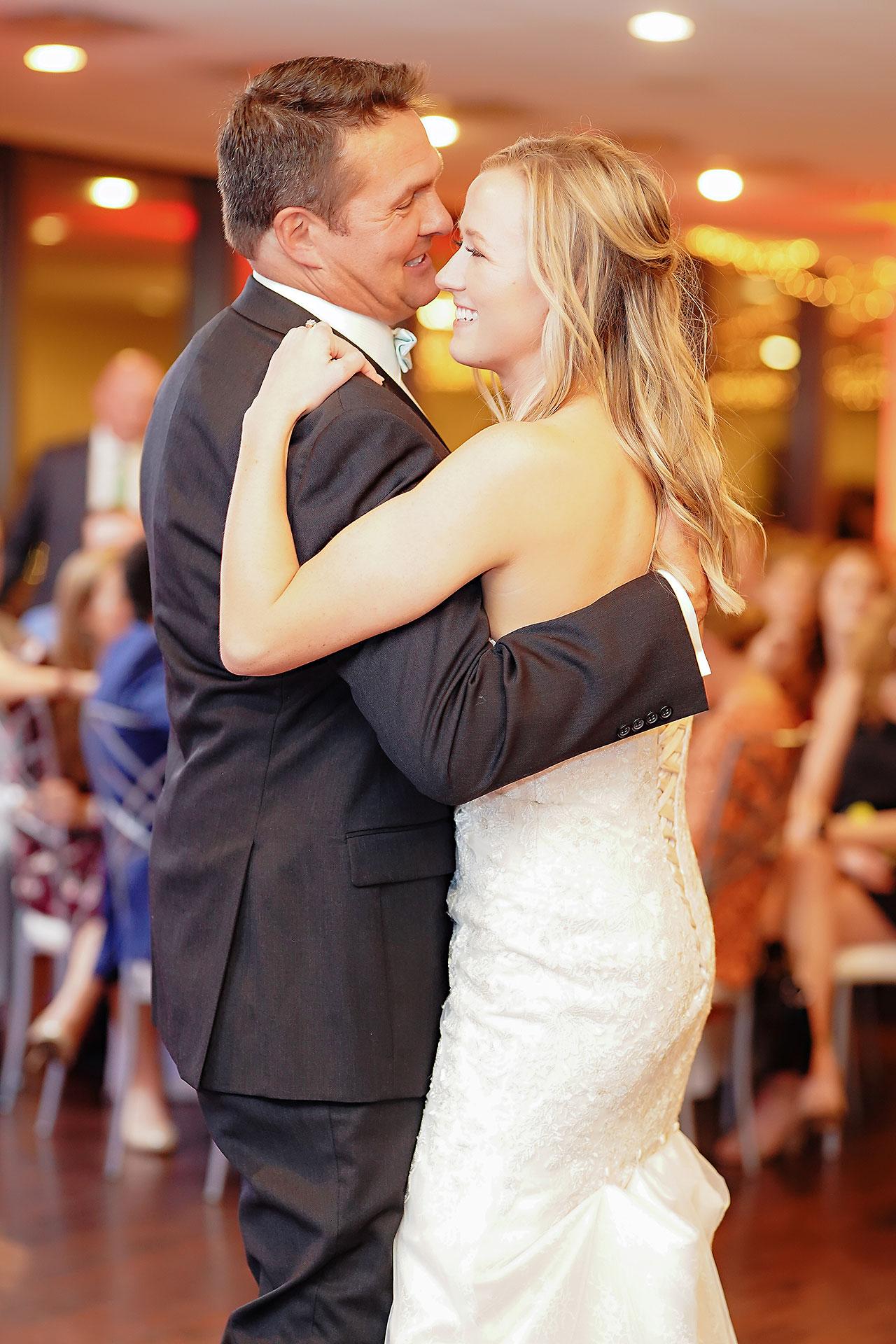 Courtney Areyan Sacred Heart and DAmore Indianapolis Wedding 298