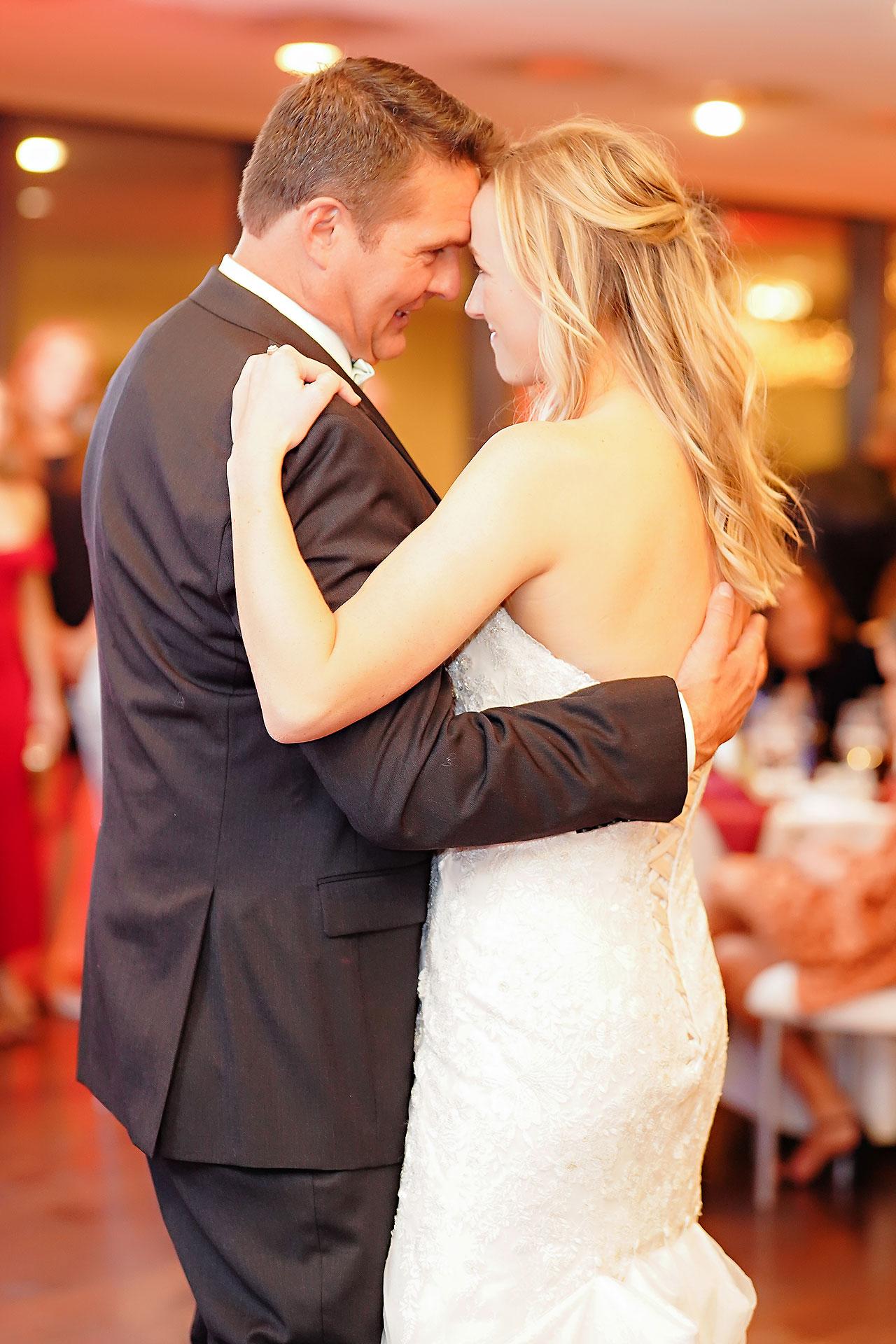 Courtney Areyan Sacred Heart and DAmore Indianapolis Wedding 296