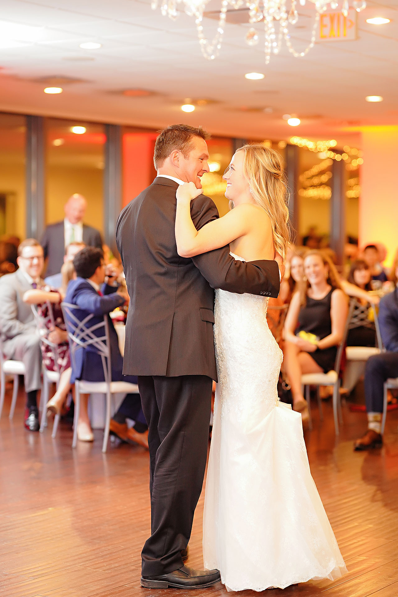 Courtney Areyan Sacred Heart and DAmore Indianapolis Wedding 293