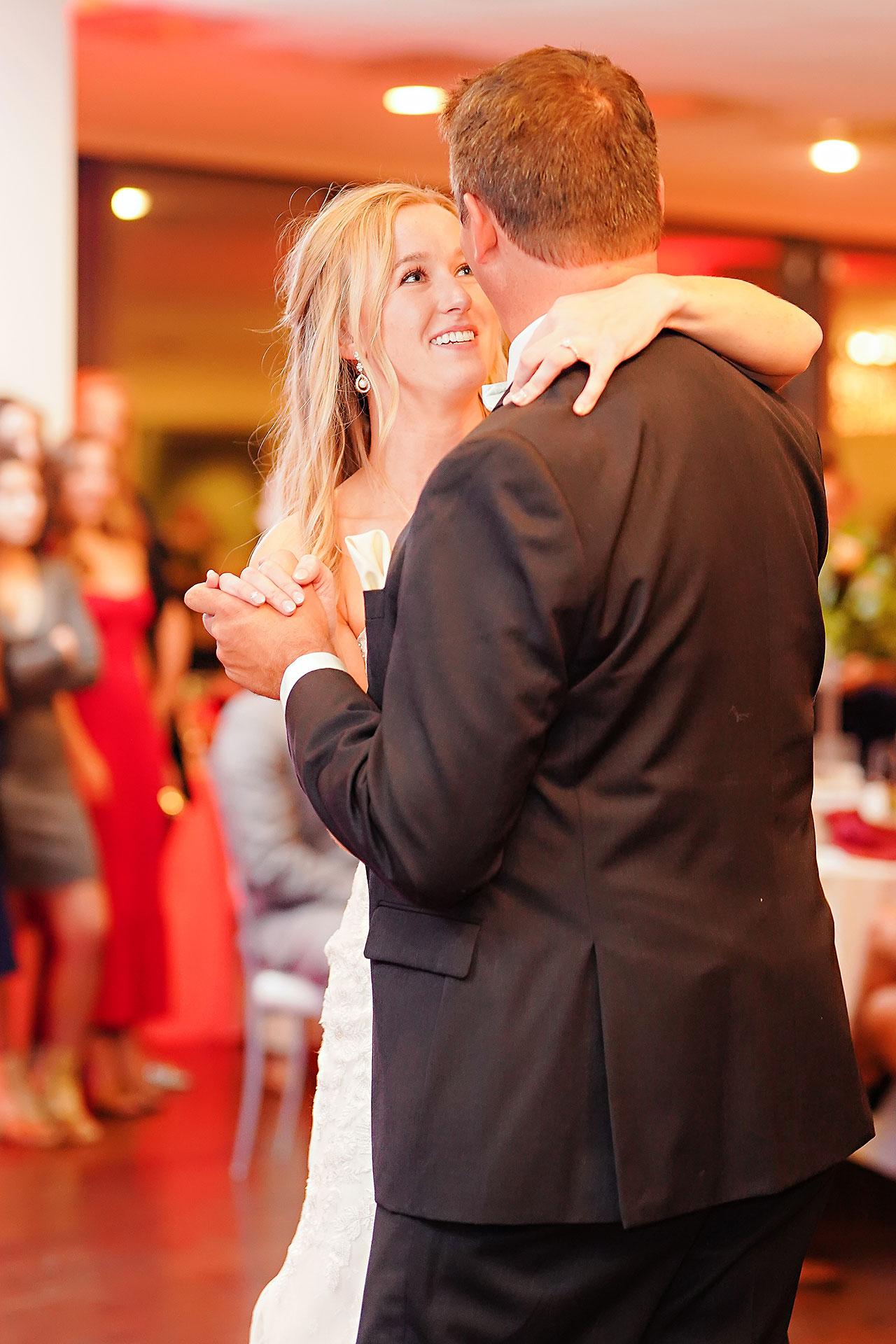 Courtney Areyan Sacred Heart and DAmore Indianapolis Wedding 291