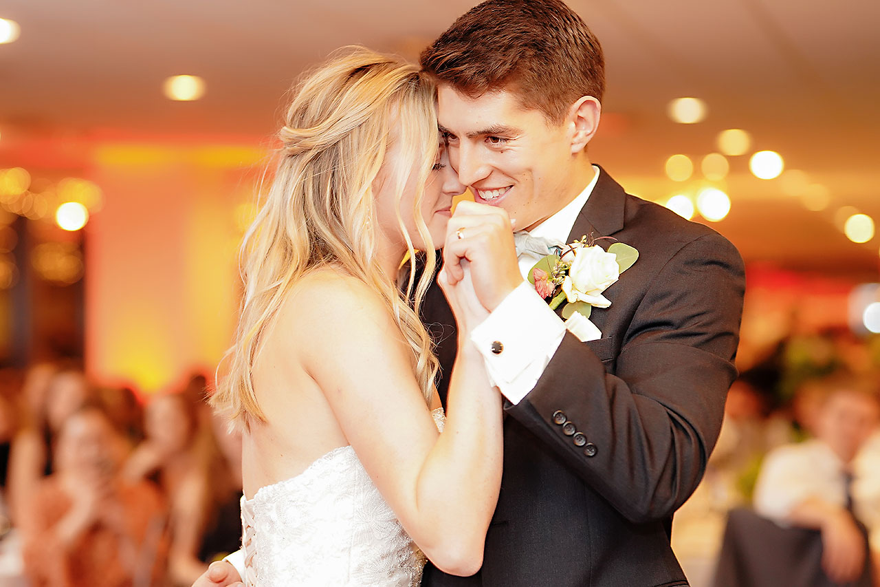 Courtney Areyan Sacred Heart and DAmore Indianapolis Wedding 288
