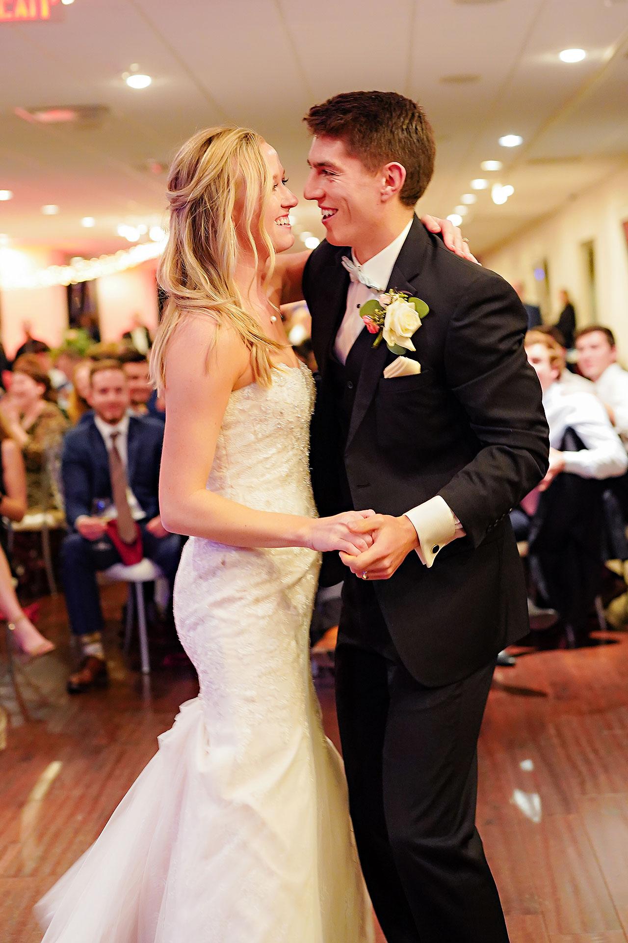 Courtney Areyan Sacred Heart and DAmore Indianapolis Wedding 285