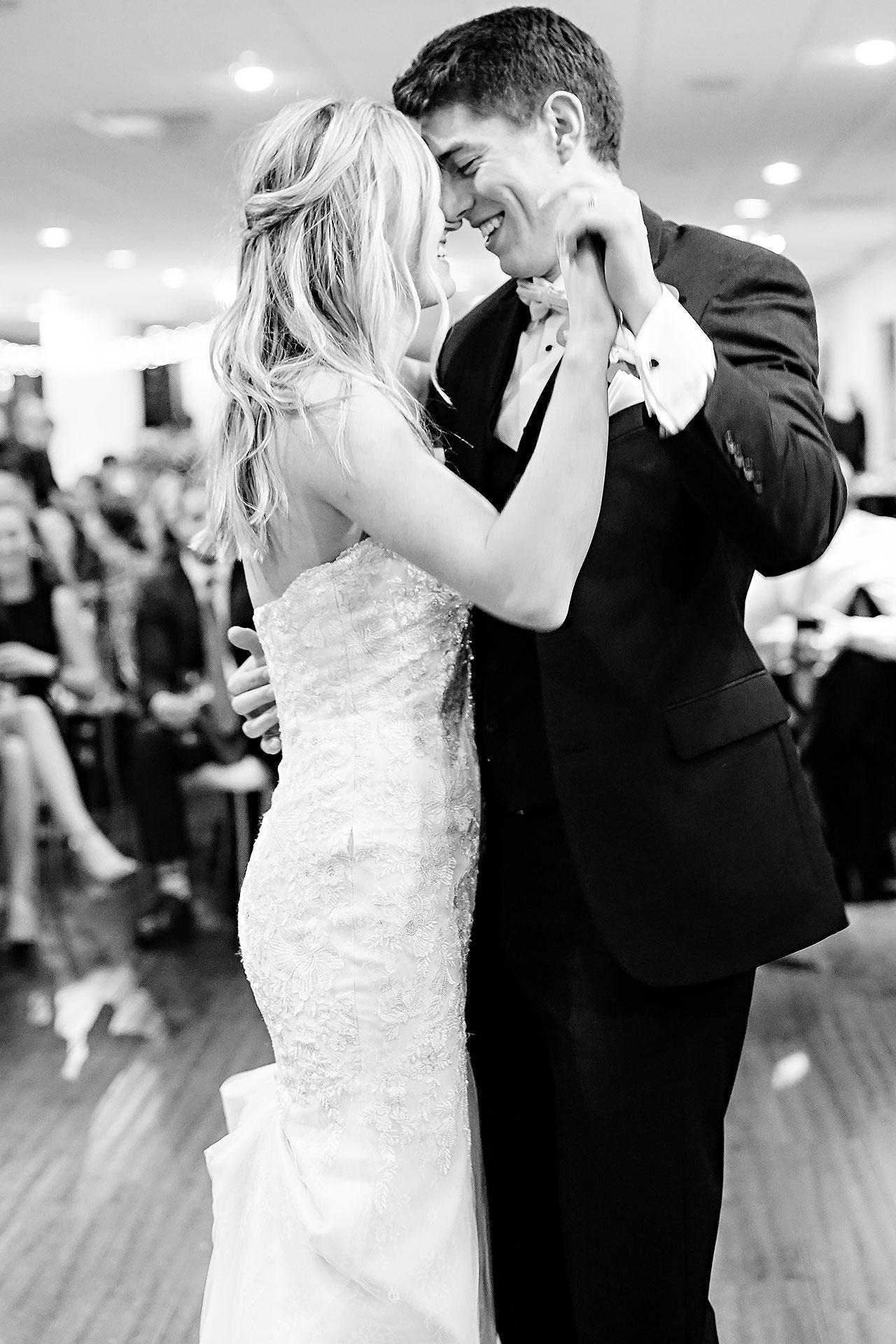 Courtney Areyan Sacred Heart and DAmore Indianapolis Wedding 286