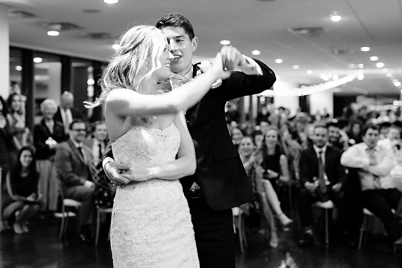 Courtney Areyan Sacred Heart and DAmore Indianapolis Wedding 282