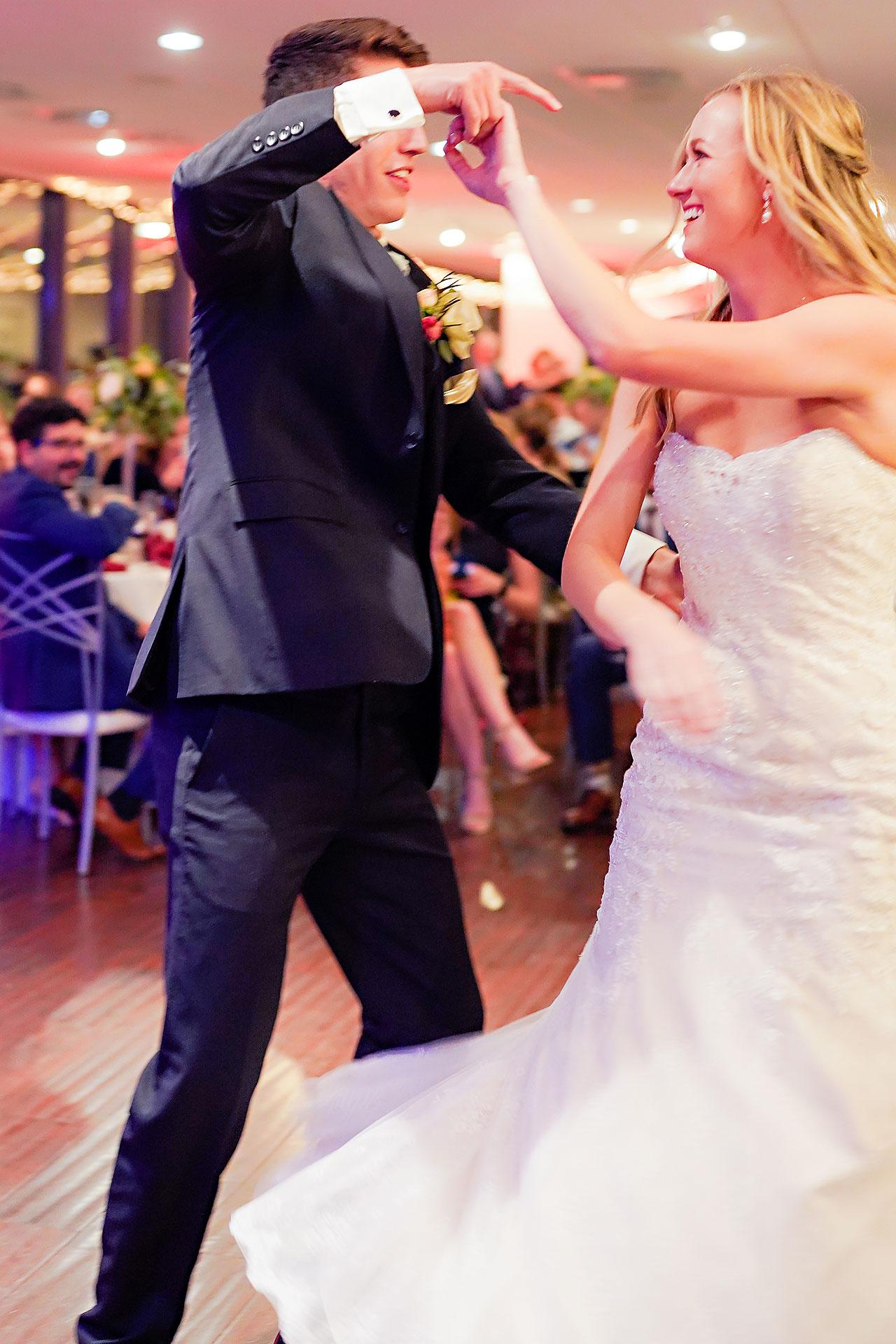 Courtney Areyan Sacred Heart and DAmore Indianapolis Wedding 283