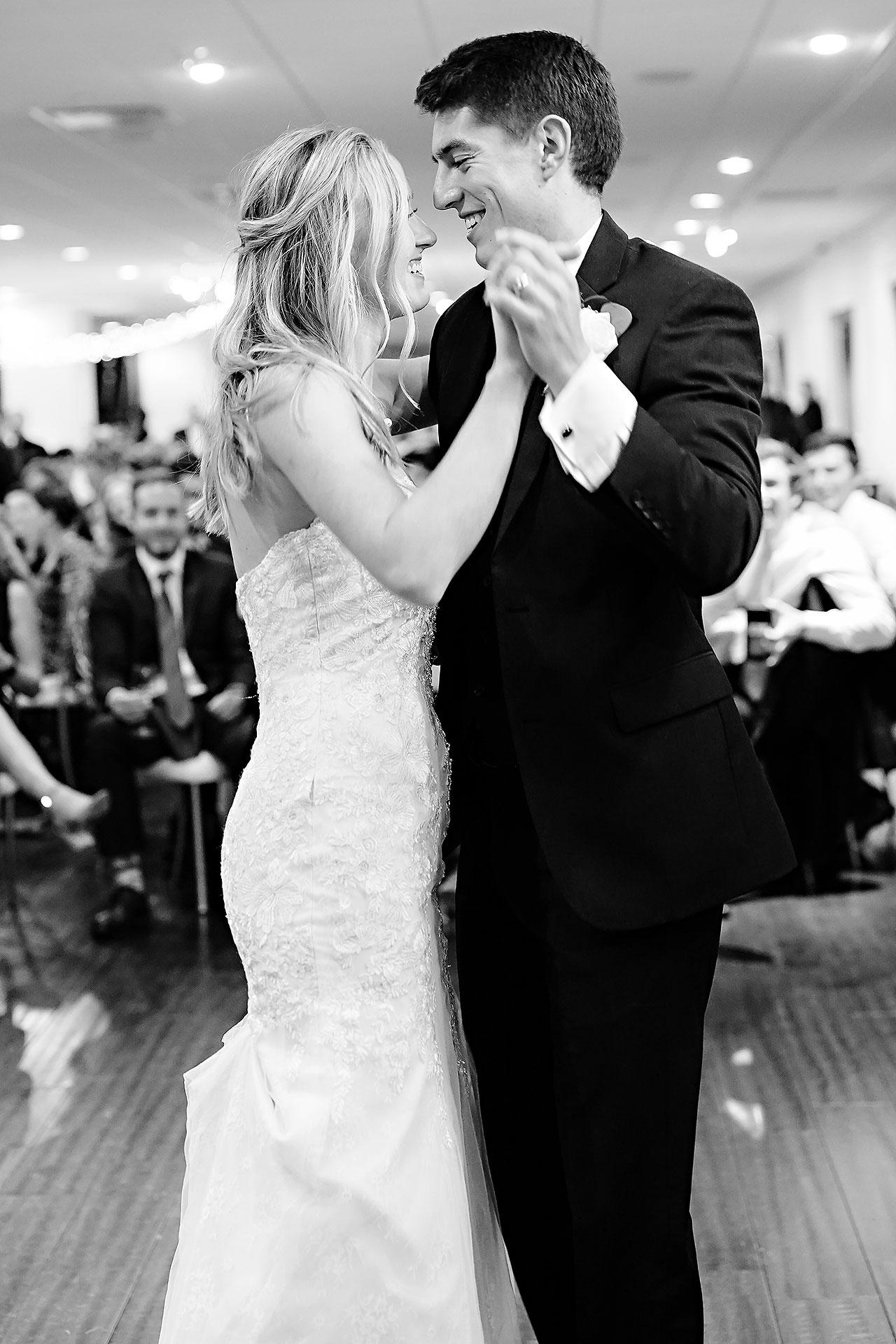 Courtney Areyan Sacred Heart and DAmore Indianapolis Wedding 284