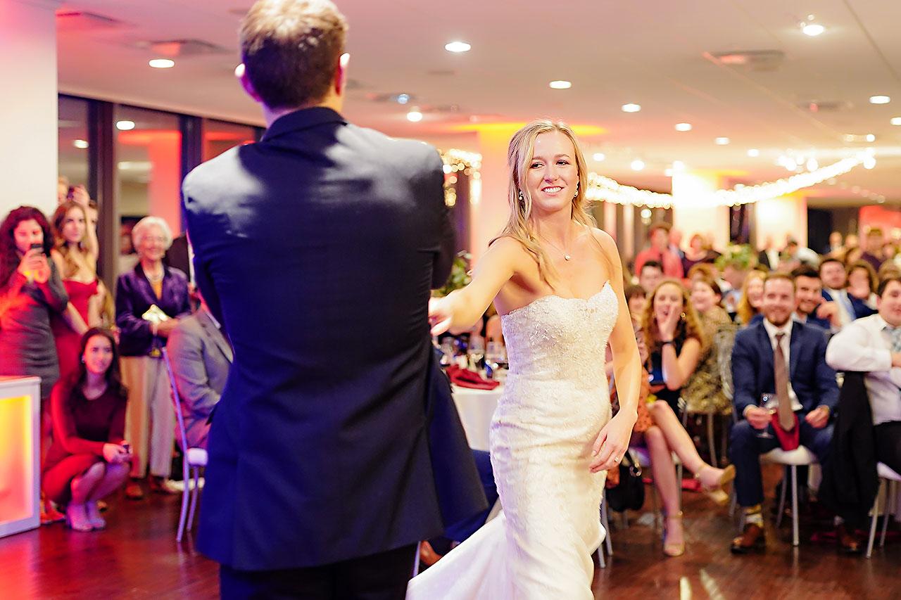Courtney Areyan Sacred Heart and DAmore Indianapolis Wedding 281