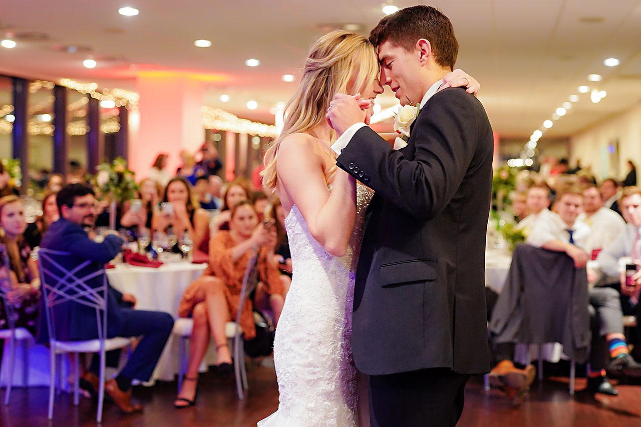 Courtney Areyan Sacred Heart and DAmore Indianapolis Wedding 279
