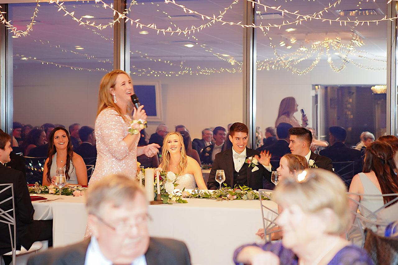 Courtney Areyan Sacred Heart and DAmore Indianapolis Wedding 249