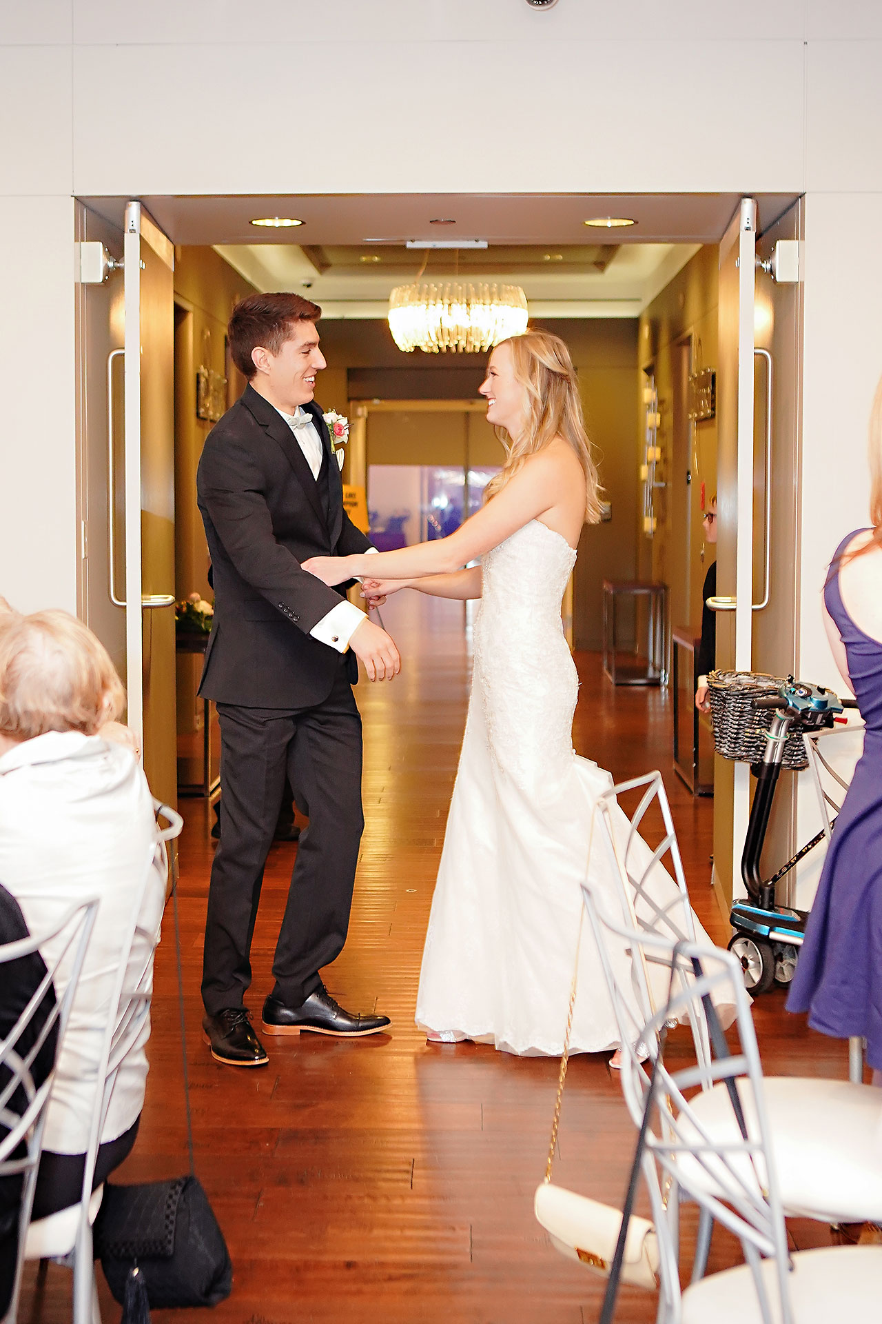 Courtney Areyan Sacred Heart and DAmore Indianapolis Wedding 245