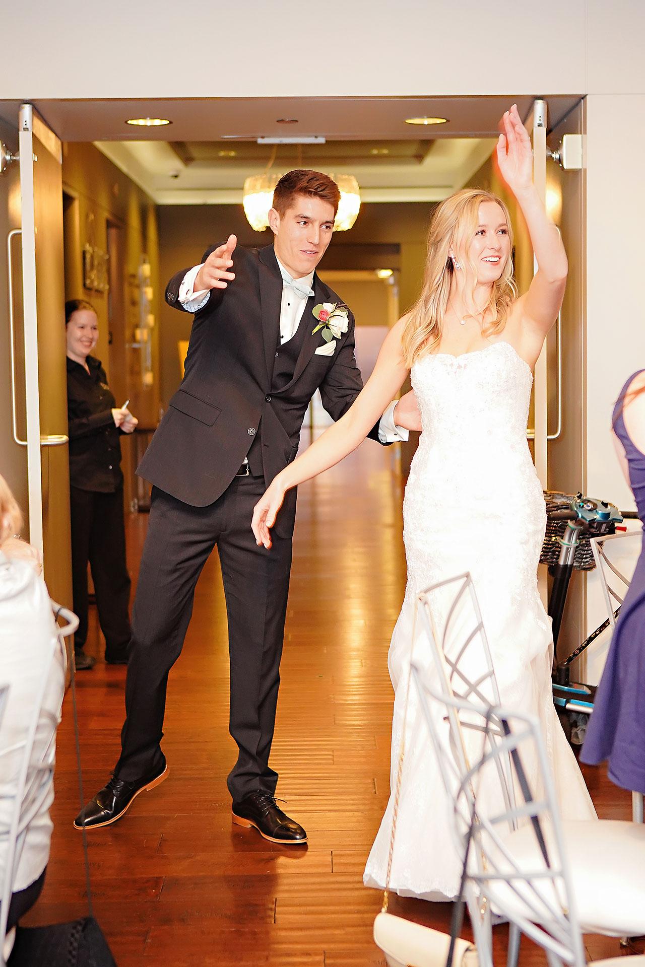 Courtney Areyan Sacred Heart and DAmore Indianapolis Wedding 246
