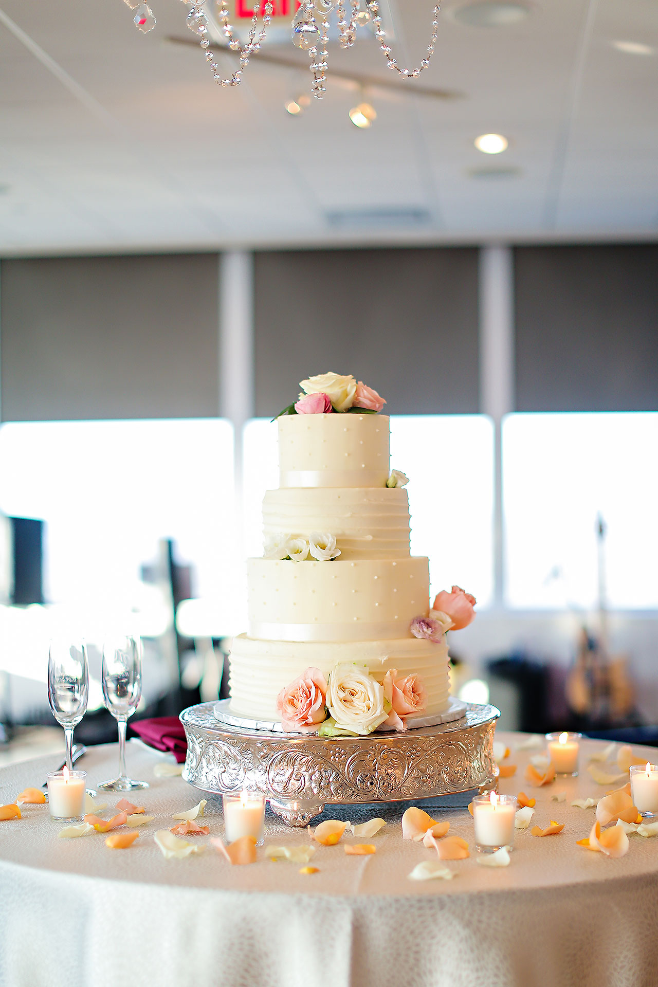 Courtney Areyan Sacred Heart and DAmore Indianapolis Wedding 229