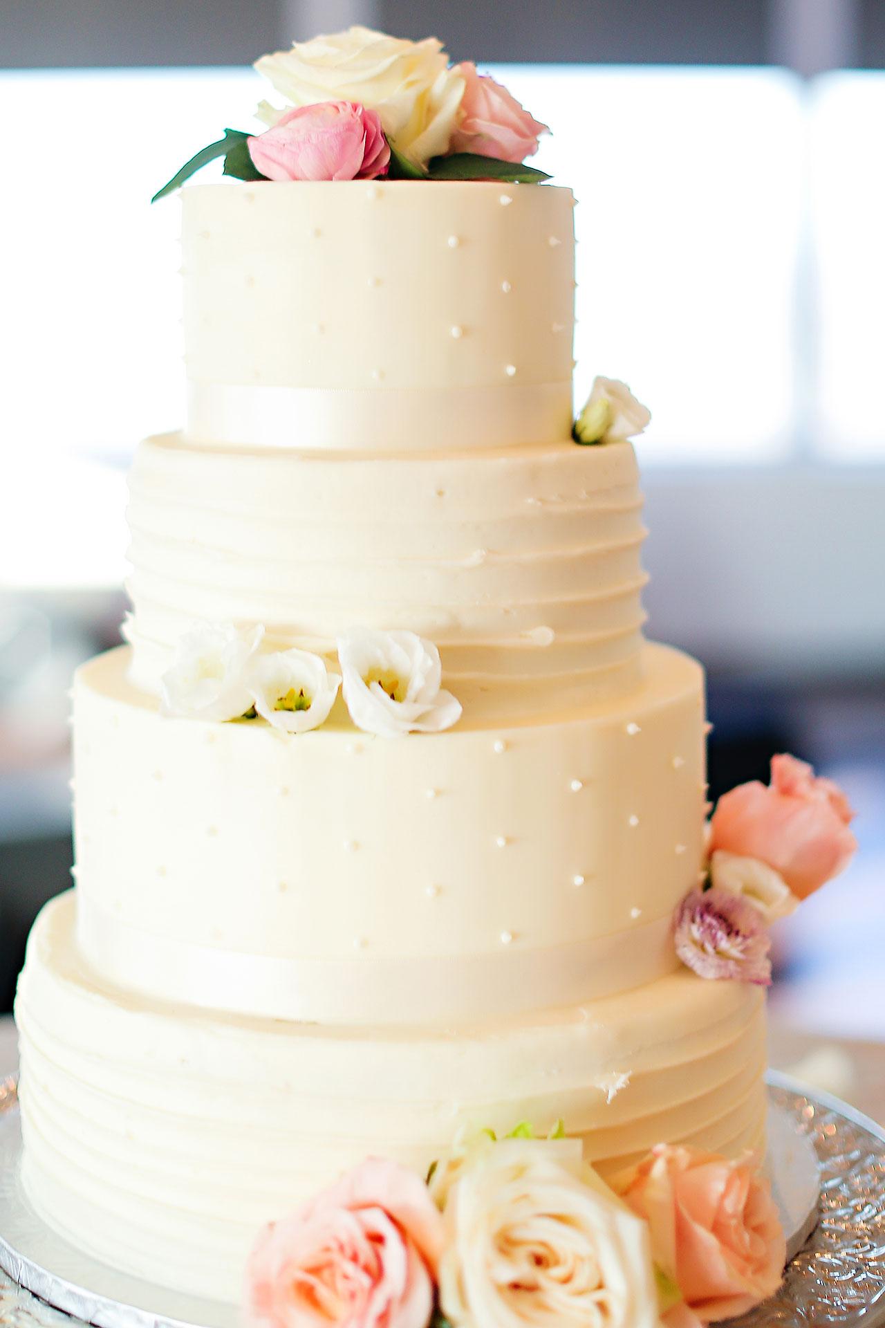 Courtney Areyan Sacred Heart and DAmore Indianapolis Wedding 226