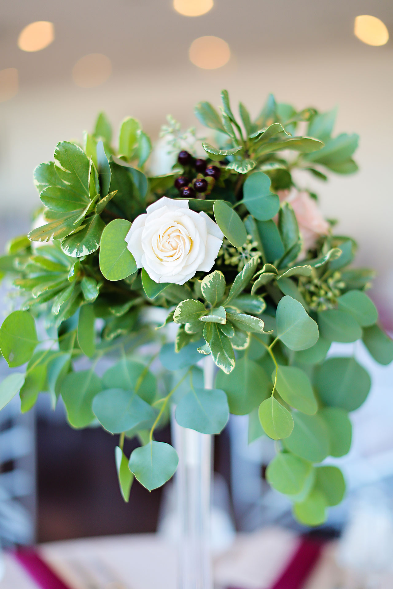 Courtney Areyan Sacred Heart and DAmore Indianapolis Wedding 209