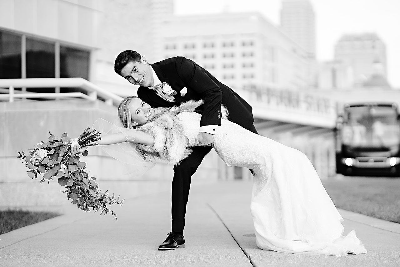 Courtney Areyan Sacred Heart and DAmore Indianapolis Wedding 205