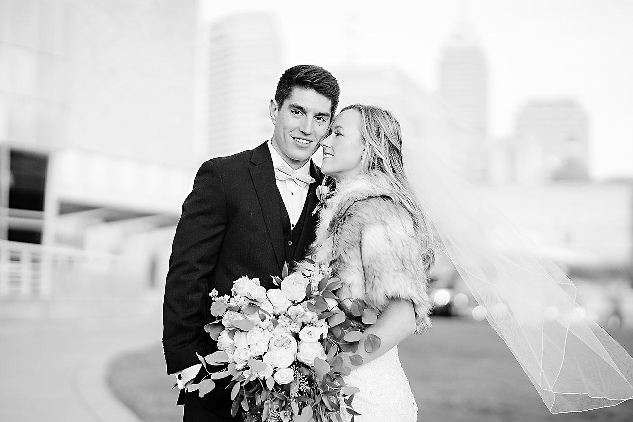 Courtney Areyan Sacred Heart and DAmore Indianapolis Wedding 203