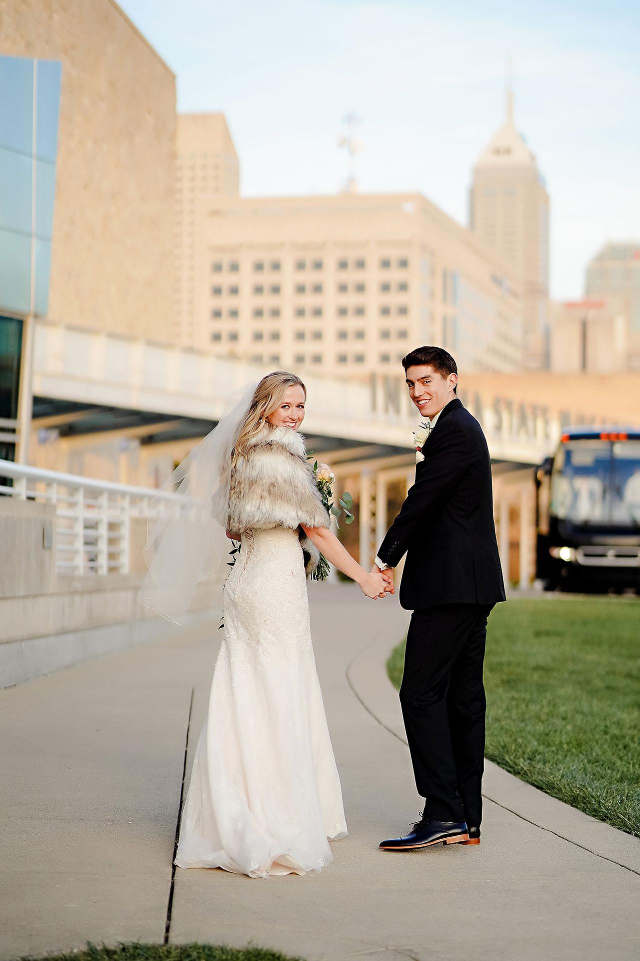 Courtney Areyan Sacred Heart and DAmore Indianapolis Wedding 201