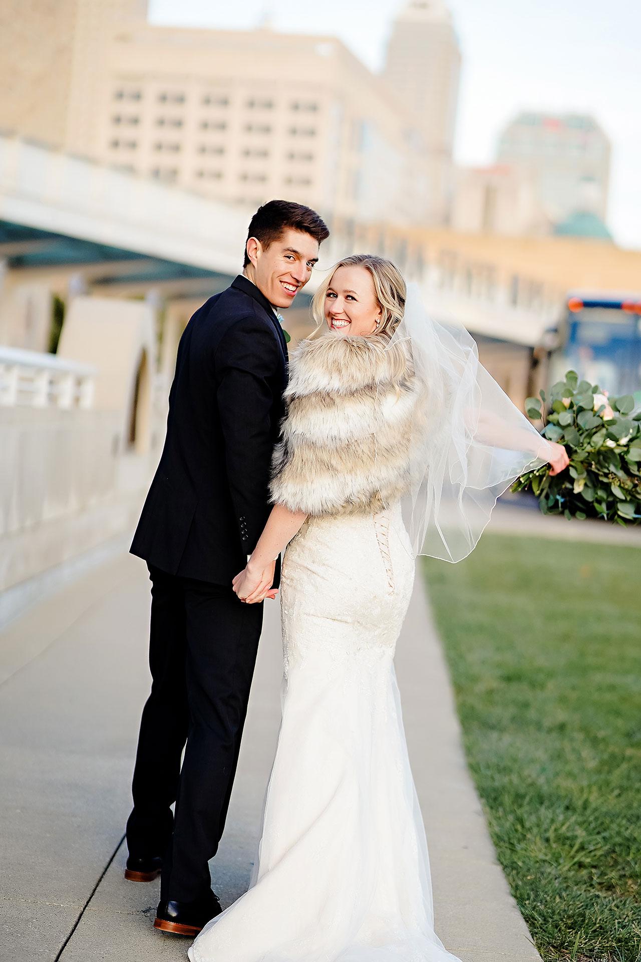 Courtney Areyan Sacred Heart and DAmore Indianapolis Wedding 202