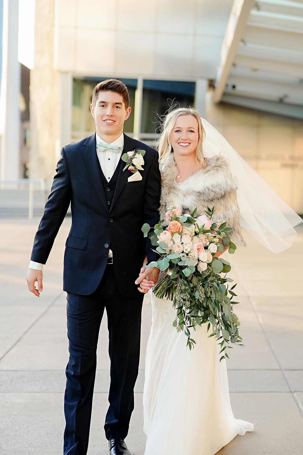 Courtney Areyan Sacred Heart and DAmore Indianapolis Wedding 197