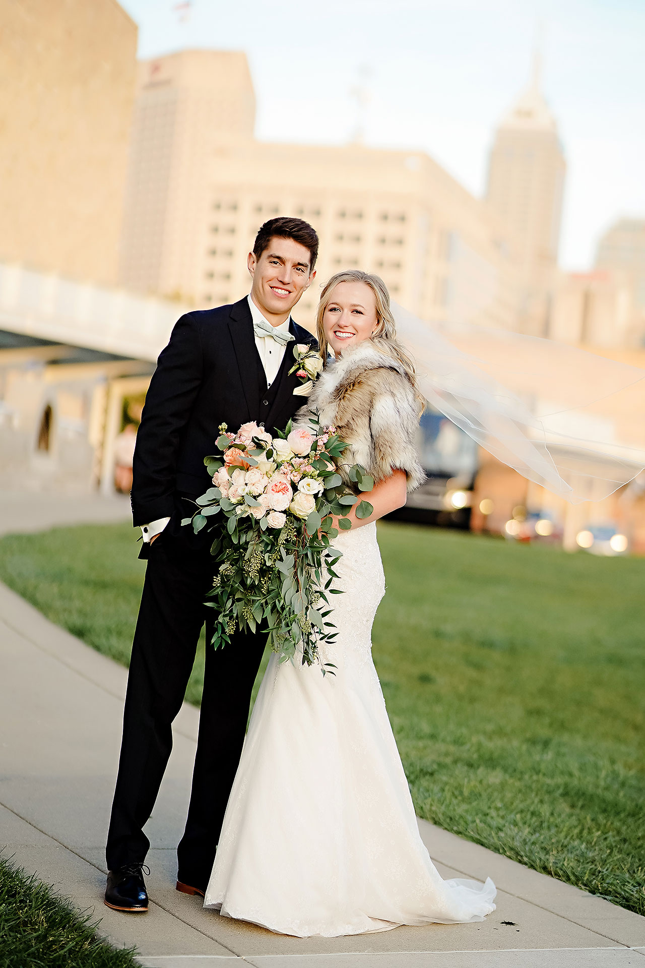 Courtney Areyan Sacred Heart and DAmore Indianapolis Wedding 195
