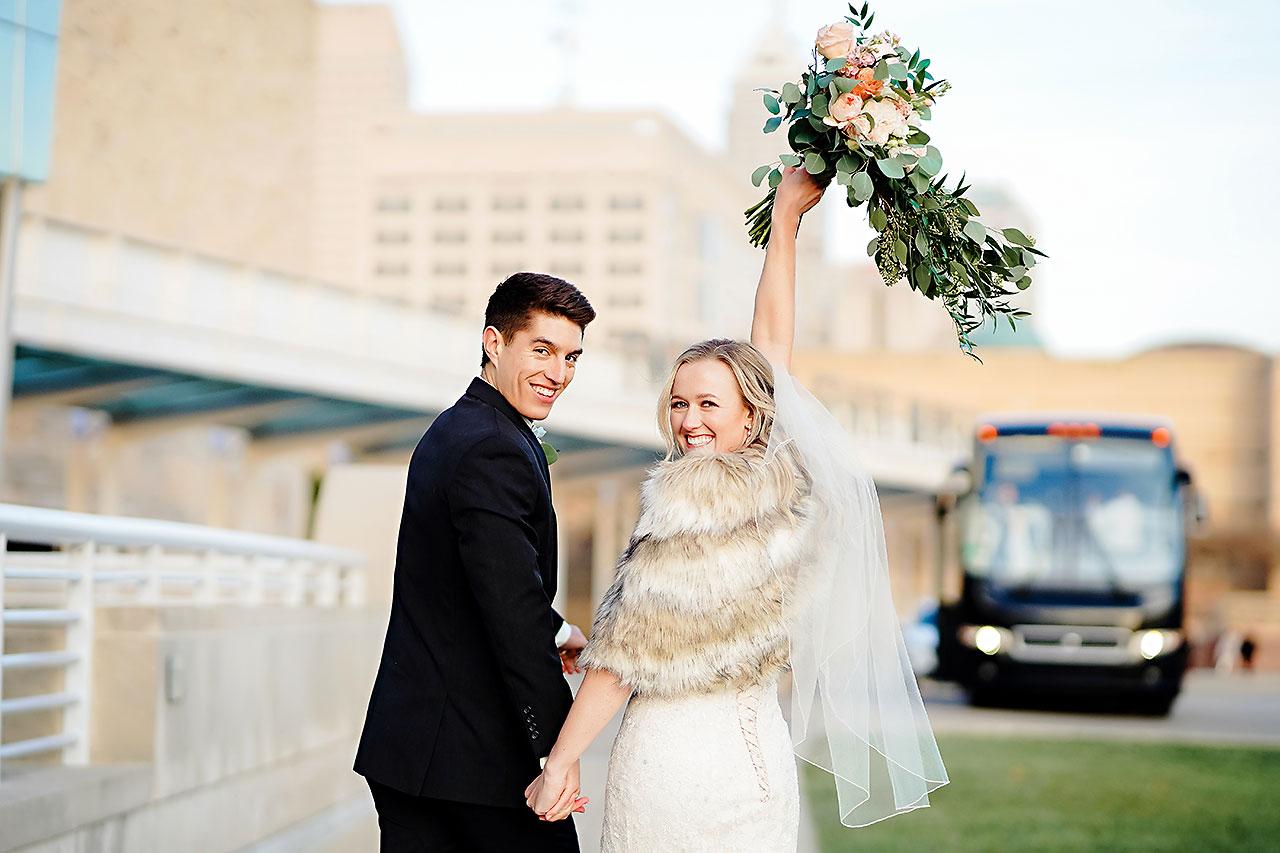 Courtney Areyan Sacred Heart and DAmore Indianapolis Wedding 192