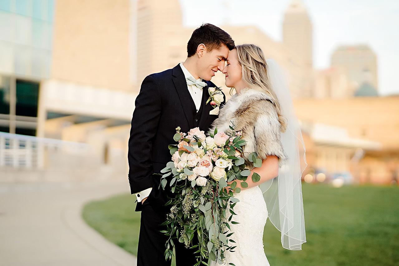Courtney Areyan Sacred Heart and DAmore Indianapolis Wedding 189