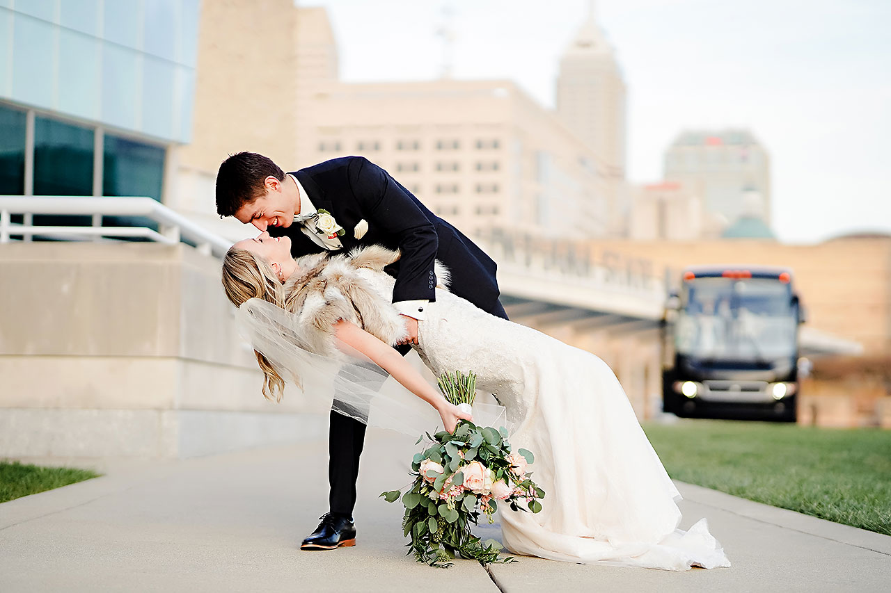 Courtney Areyan Sacred Heart and DAmore Indianapolis Wedding 190