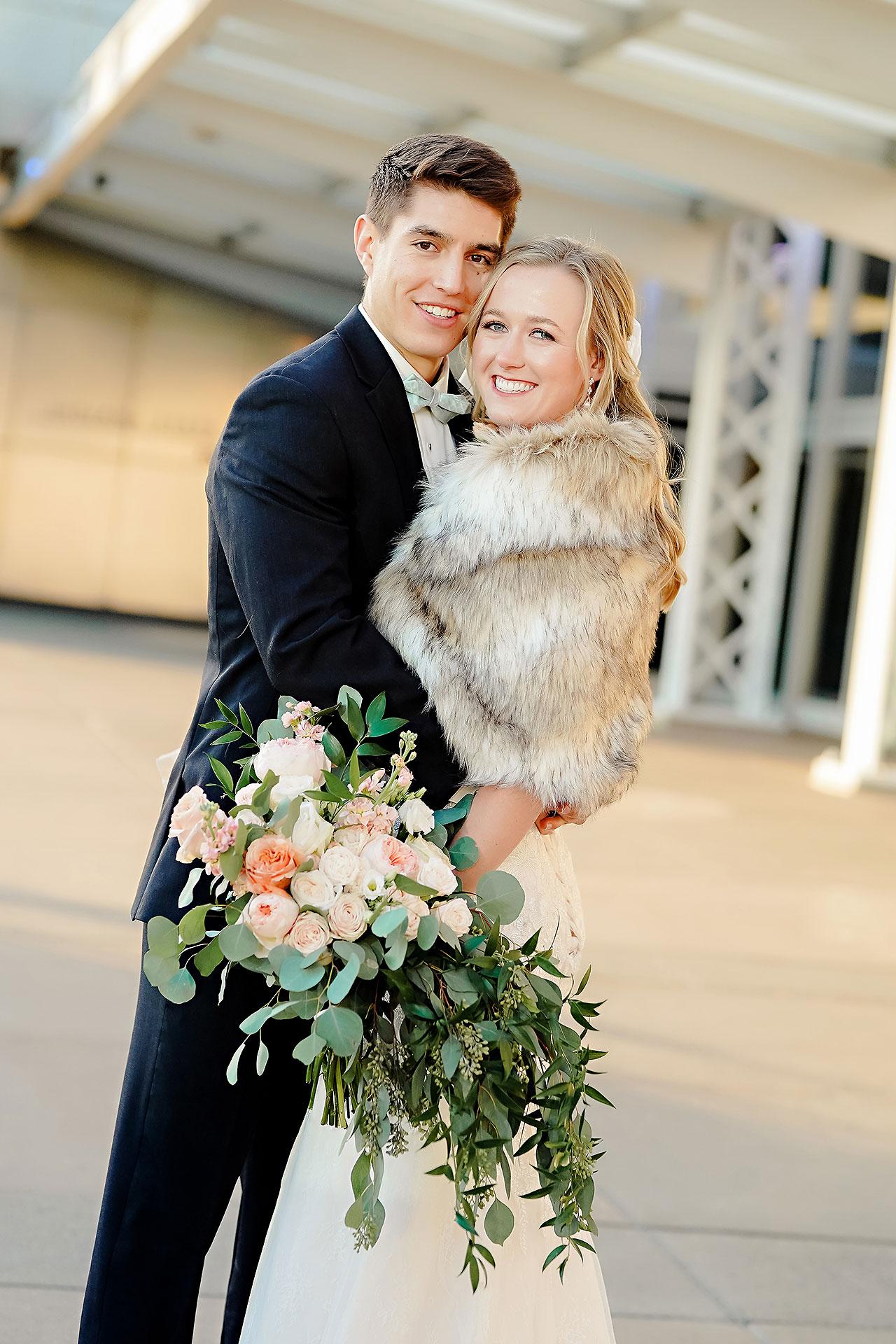 Courtney Areyan Sacred Heart and DAmore Indianapolis Wedding 187