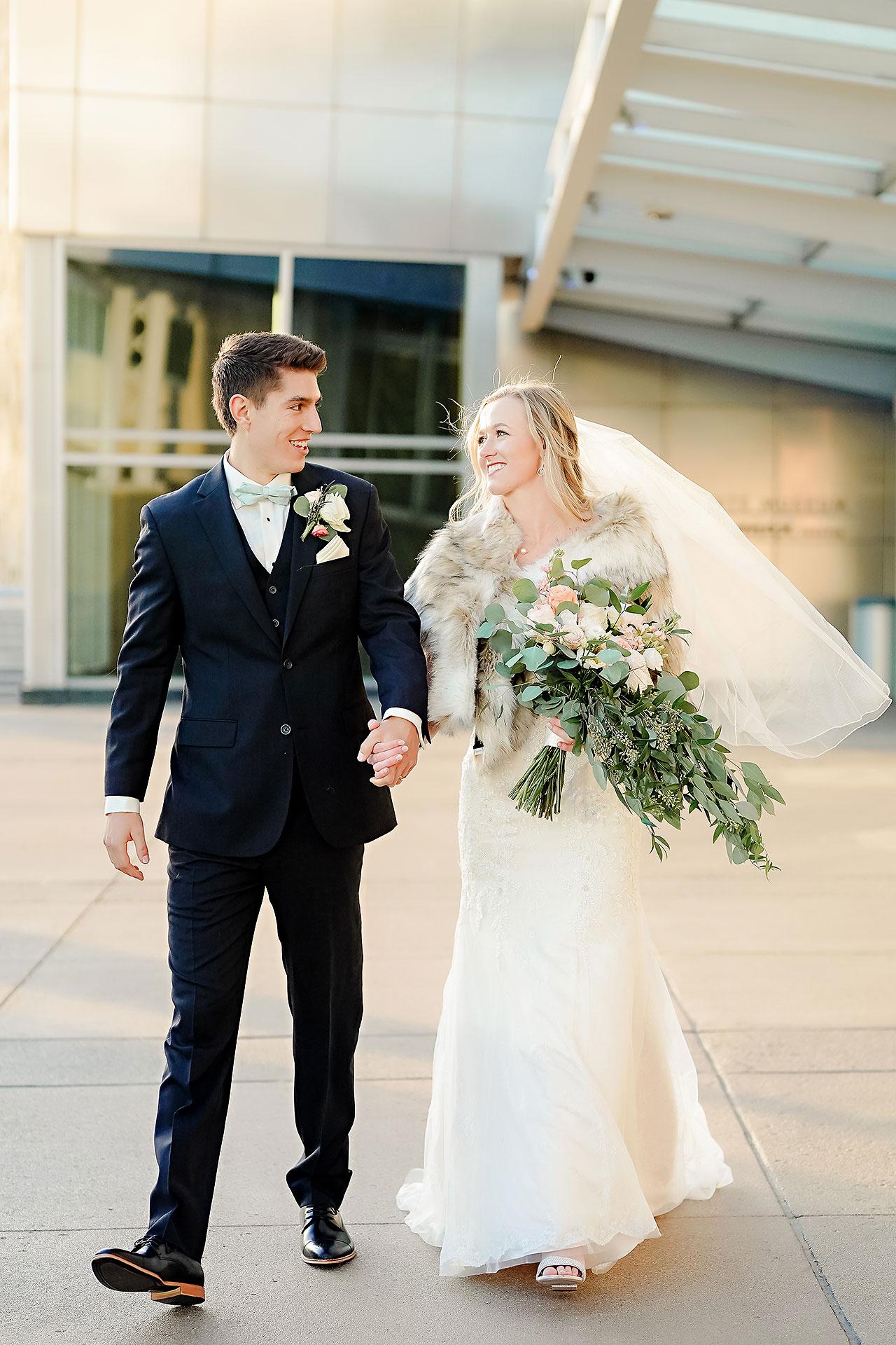 Courtney Areyan Sacred Heart and DAmore Indianapolis Wedding 183