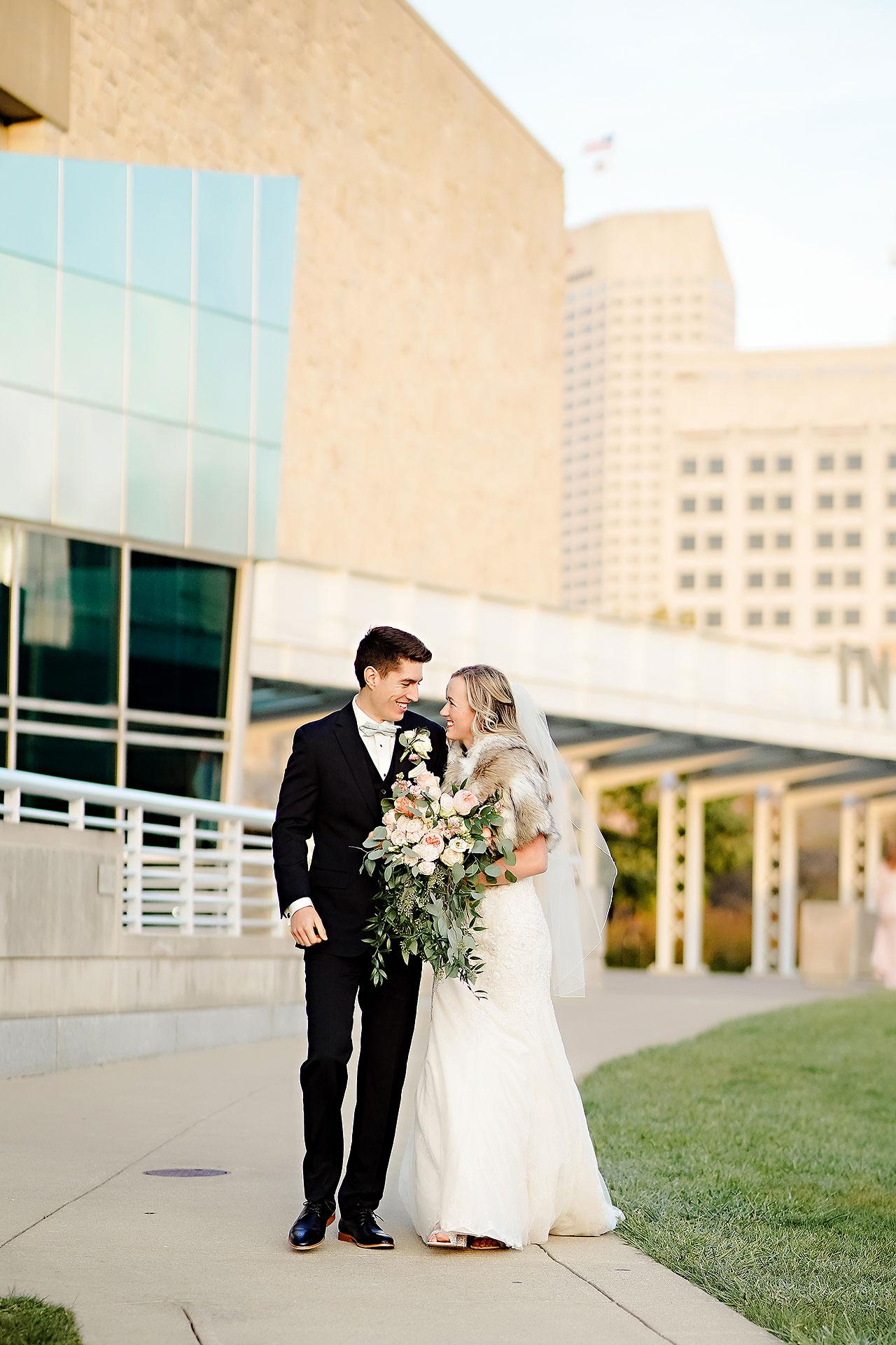 Courtney Areyan Sacred Heart and DAmore Indianapolis Wedding 178