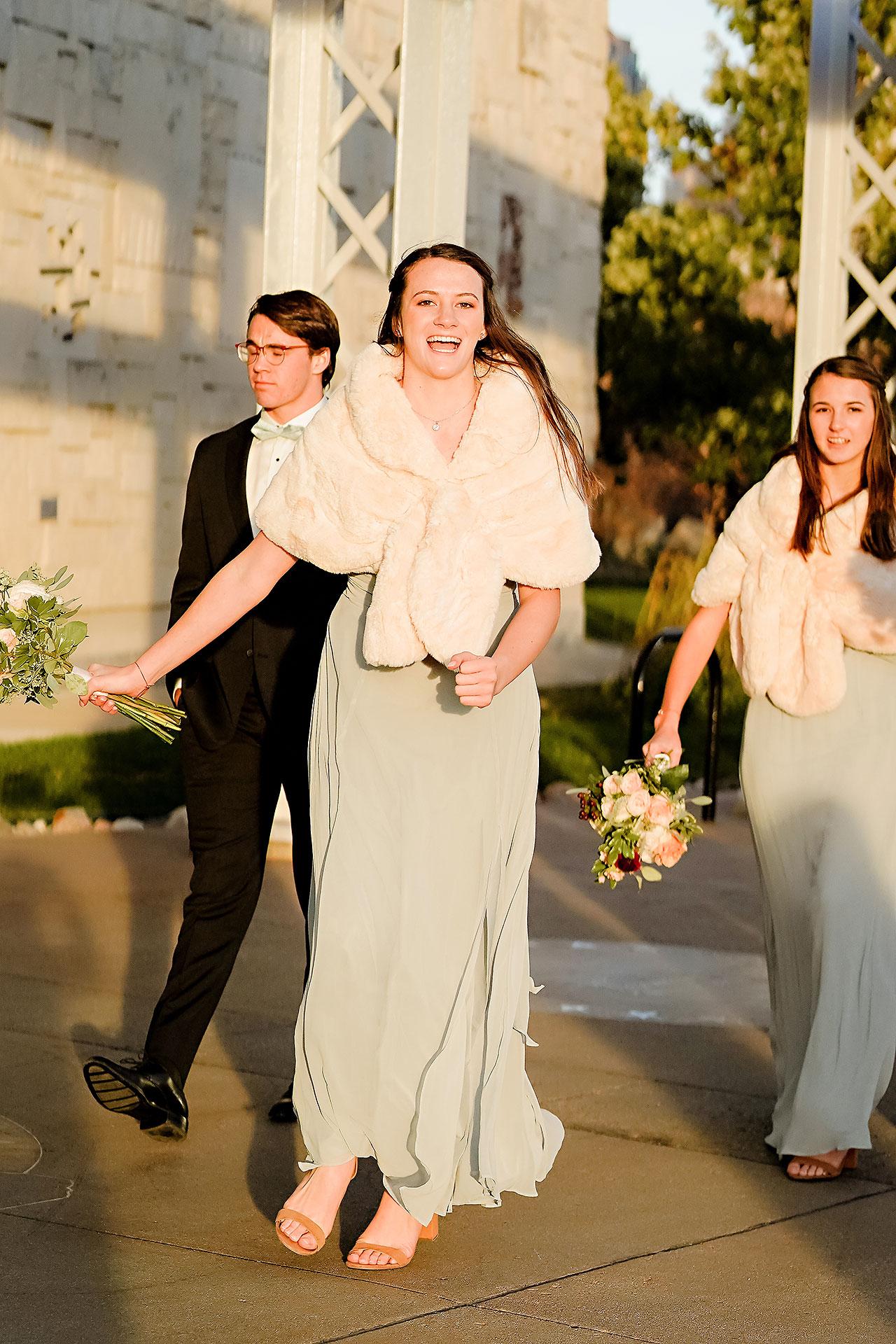 Courtney Areyan Sacred Heart and DAmore Indianapolis Wedding 174