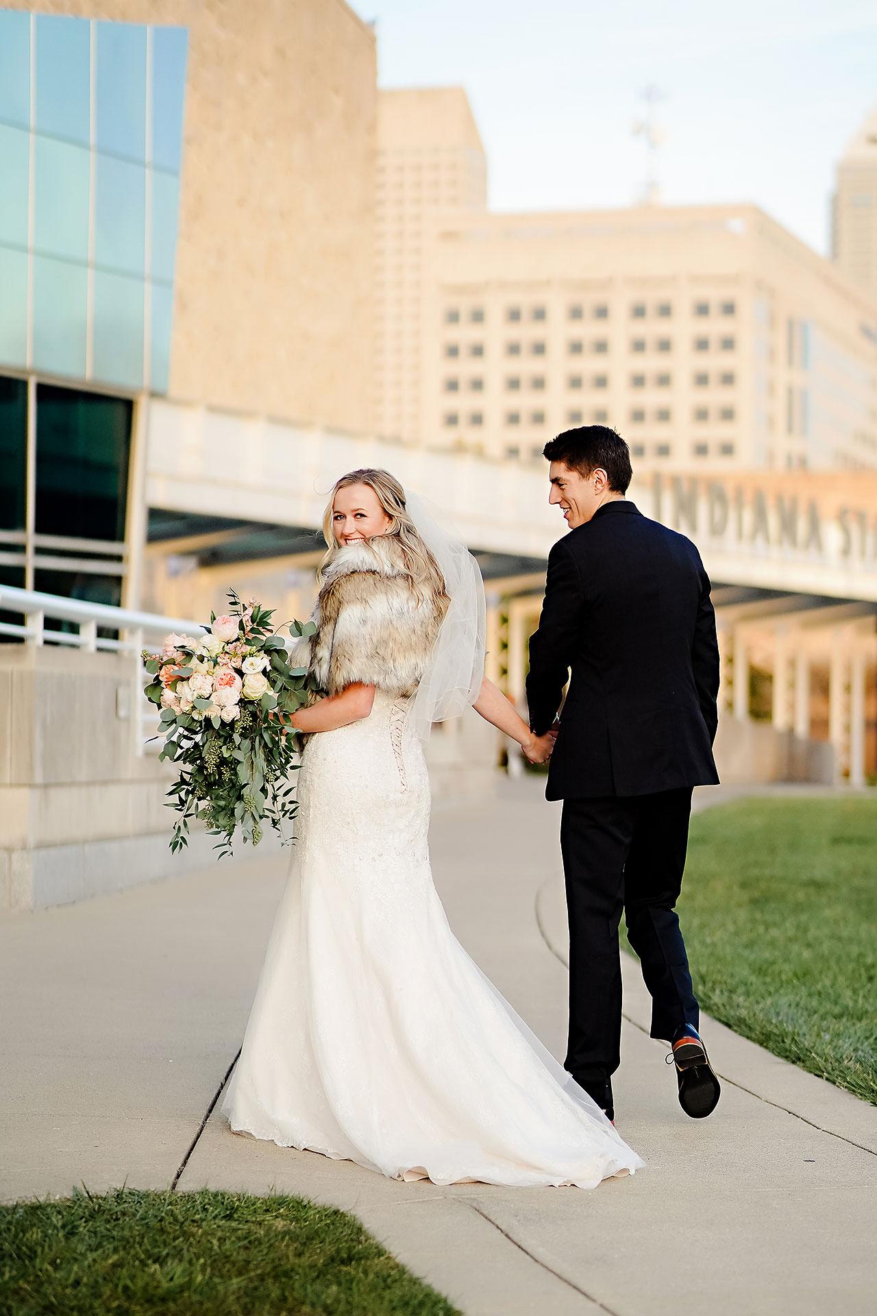 Courtney Areyan Sacred Heart and DAmore Indianapolis Wedding 175