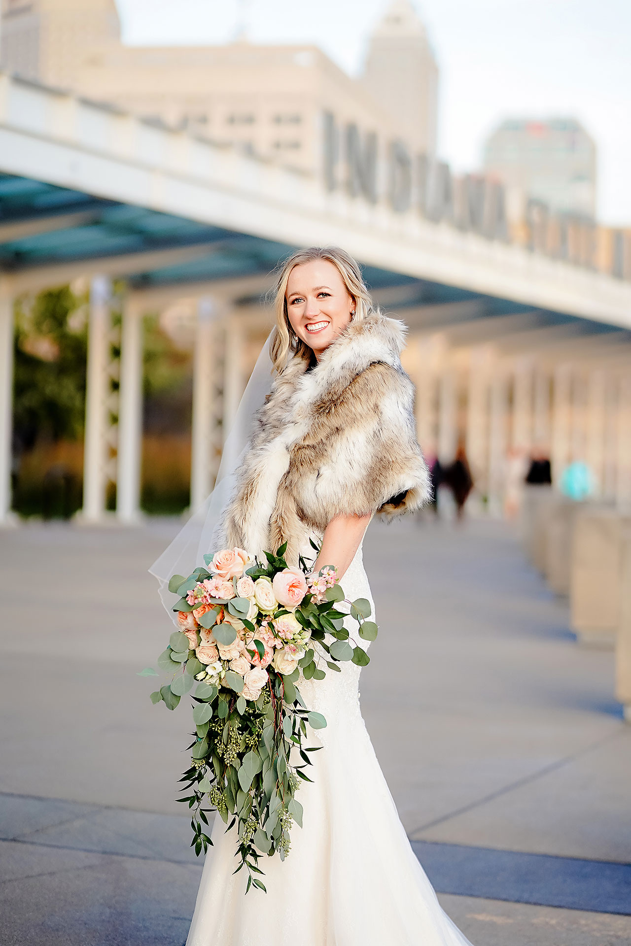 Courtney Areyan Sacred Heart and DAmore Indianapolis Wedding 171