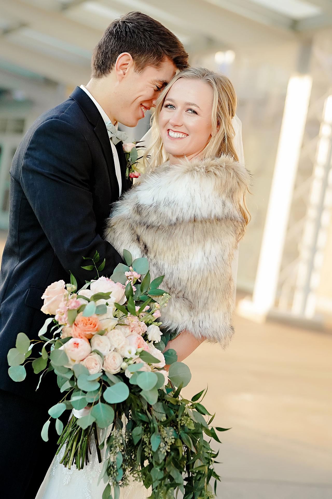 Courtney Areyan Sacred Heart and DAmore Indianapolis Wedding 172