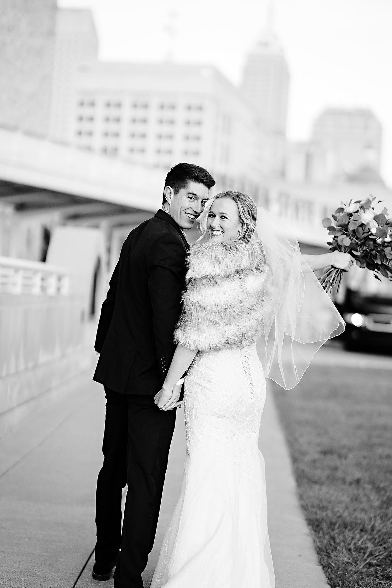 Courtney Areyan Sacred Heart and DAmore Indianapolis Wedding 173