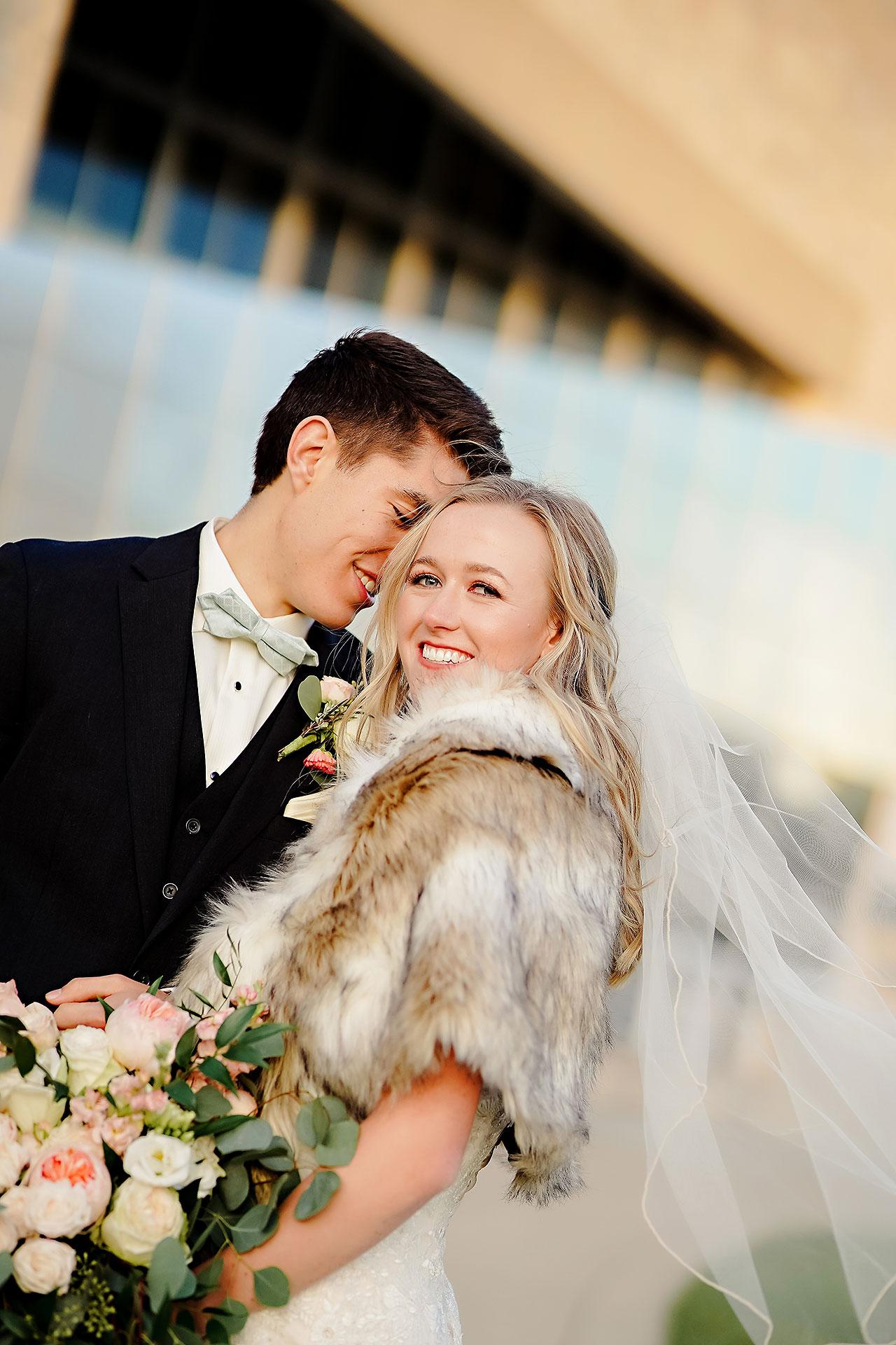 Courtney Areyan Sacred Heart and DAmore Indianapolis Wedding 168