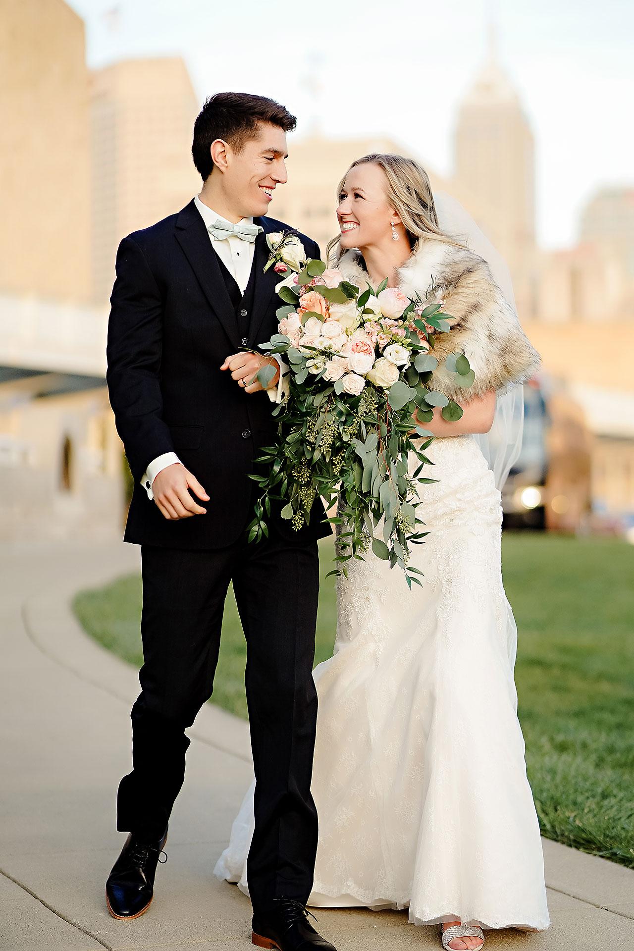 Courtney Areyan Sacred Heart and DAmore Indianapolis Wedding 170