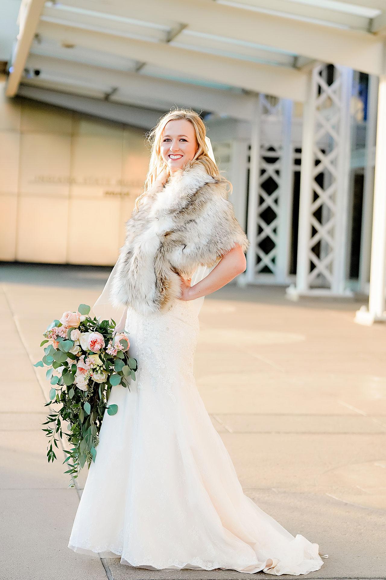 Courtney Areyan Sacred Heart and DAmore Indianapolis Wedding 167