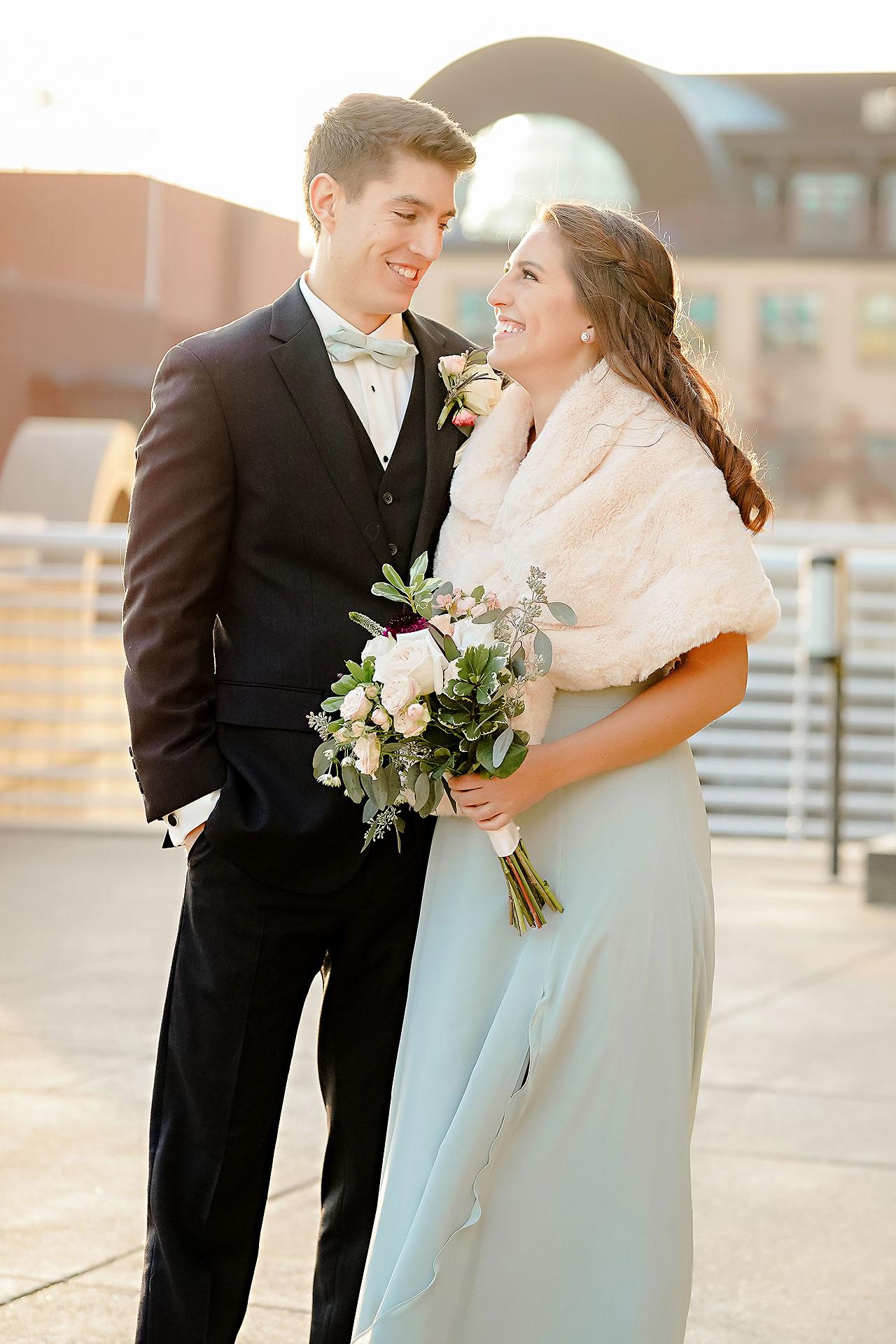 Courtney Areyan Sacred Heart and DAmore Indianapolis Wedding 163