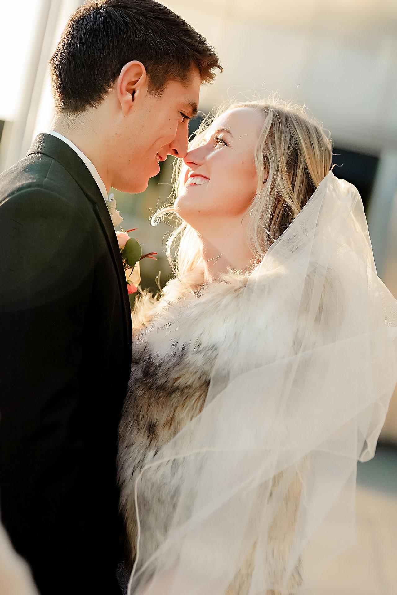 Courtney Areyan Sacred Heart and DAmore Indianapolis Wedding 164